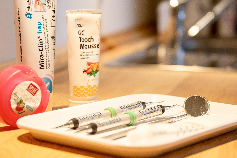 Zahnreinigung Zahnrein